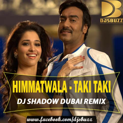 Downolad Dj Taki Taki Metro: Taki Taki By DJ Shadow Dubai Remix