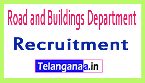 Road and Buildings Department Recruitment