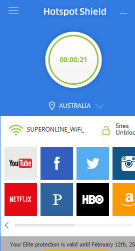Hotspot shield 5 2 1 free download