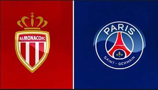 مشاهدة مباراة موناكو وباريس سان جيرمان بث مباشر بتاريخ 11-11-2018 الدوري الفرنسي