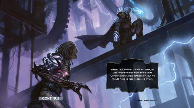 Capturas Magic the Gathering Duels of the Planeswalkers 2012