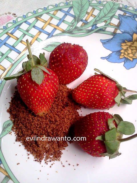 palm sugar strawberry