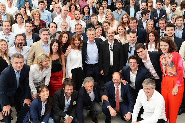 Macri presentó una nueva herramienta para facilitar exportaciones
