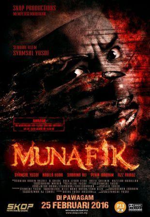 Munafik, Film Horor dalam Balutan Religi
