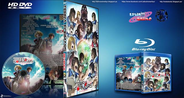 Terra Formars: Revenge | 13/13 | Cover DVD - BD | Esp/Eng | 720p | MEGA |