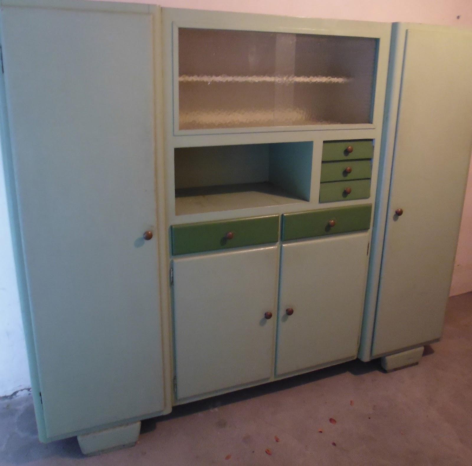 rimodern Credenza da cucina vintage anni 50 60