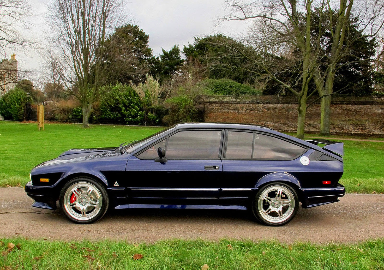 1986 Alfa Romeo GTV6 Fully Restored