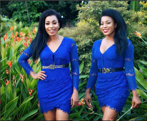 Nollywood twin sisters Tracy & Treasure dazzle in birthday photos