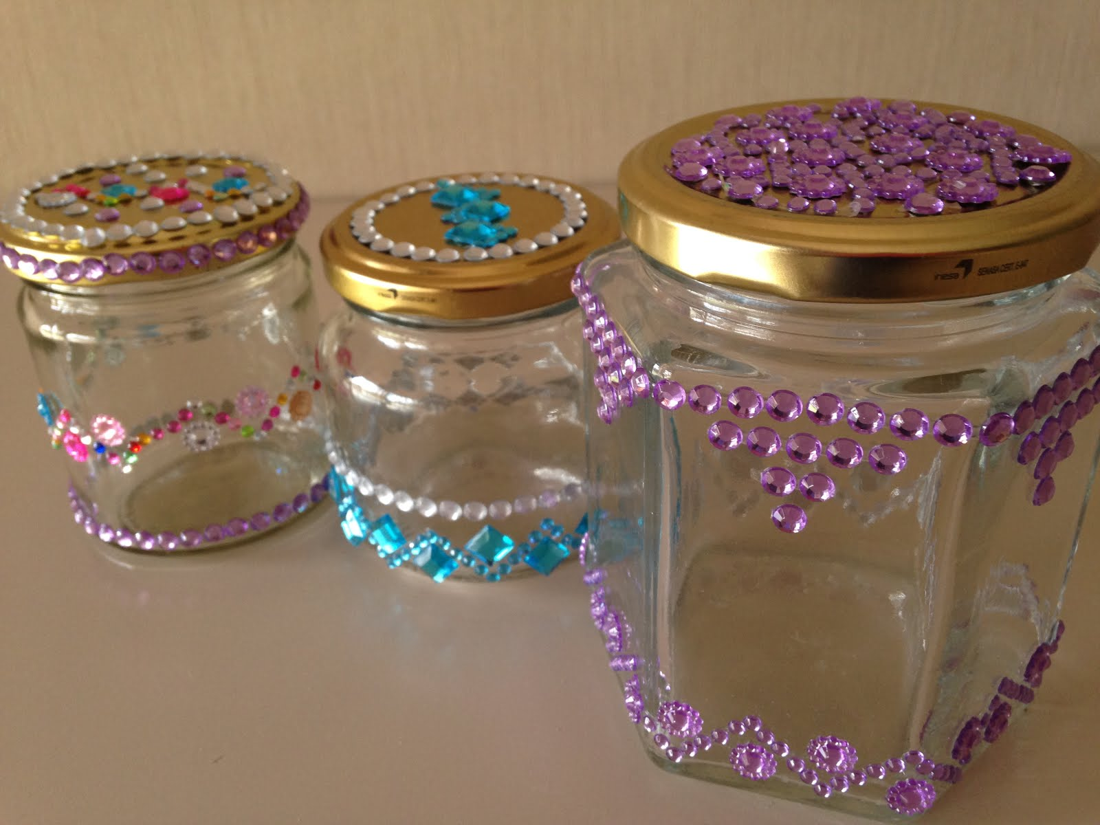 Tenes que hacer un regalo tenes poco tiempo queres for Ideas con frascos de vidrio