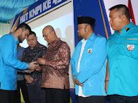 Ini Pesan Wali Kota pada KNPI Kota Medan