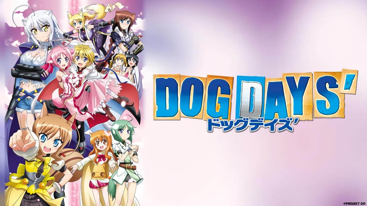 Dog Days Season 2 Sub Indo Batch Episode 01