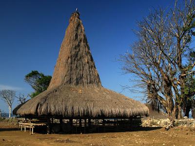 Sao Ata Mosa Lakitana Nusa Tenggara Timur