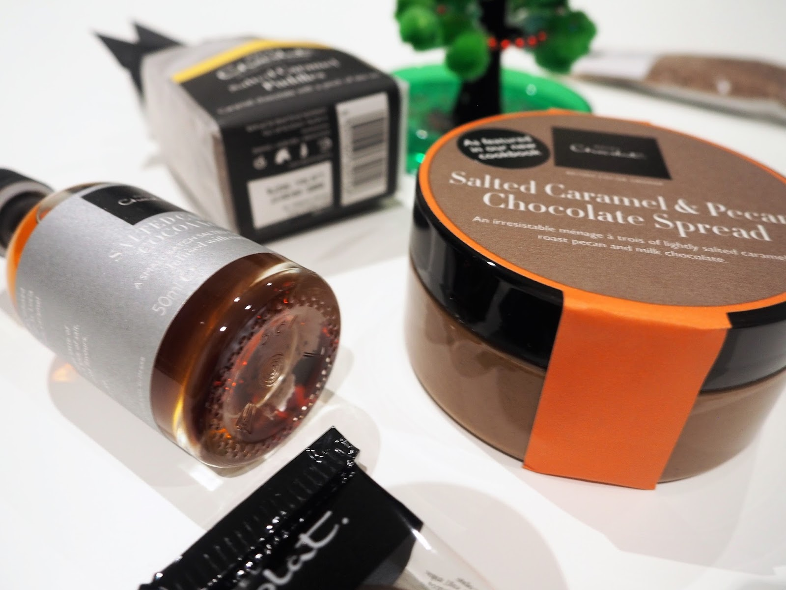 Hotel Chocolat: The Salted Caramel Collection
