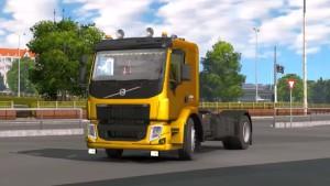 Volvo VM 2016 truck mod