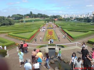 DE VIAJEROS POR CURITIBA - BRASIL 17