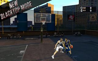 NBA 2k16 apk mega file