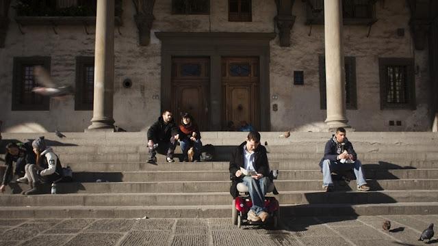 Serviços de acessibilidade em Florença