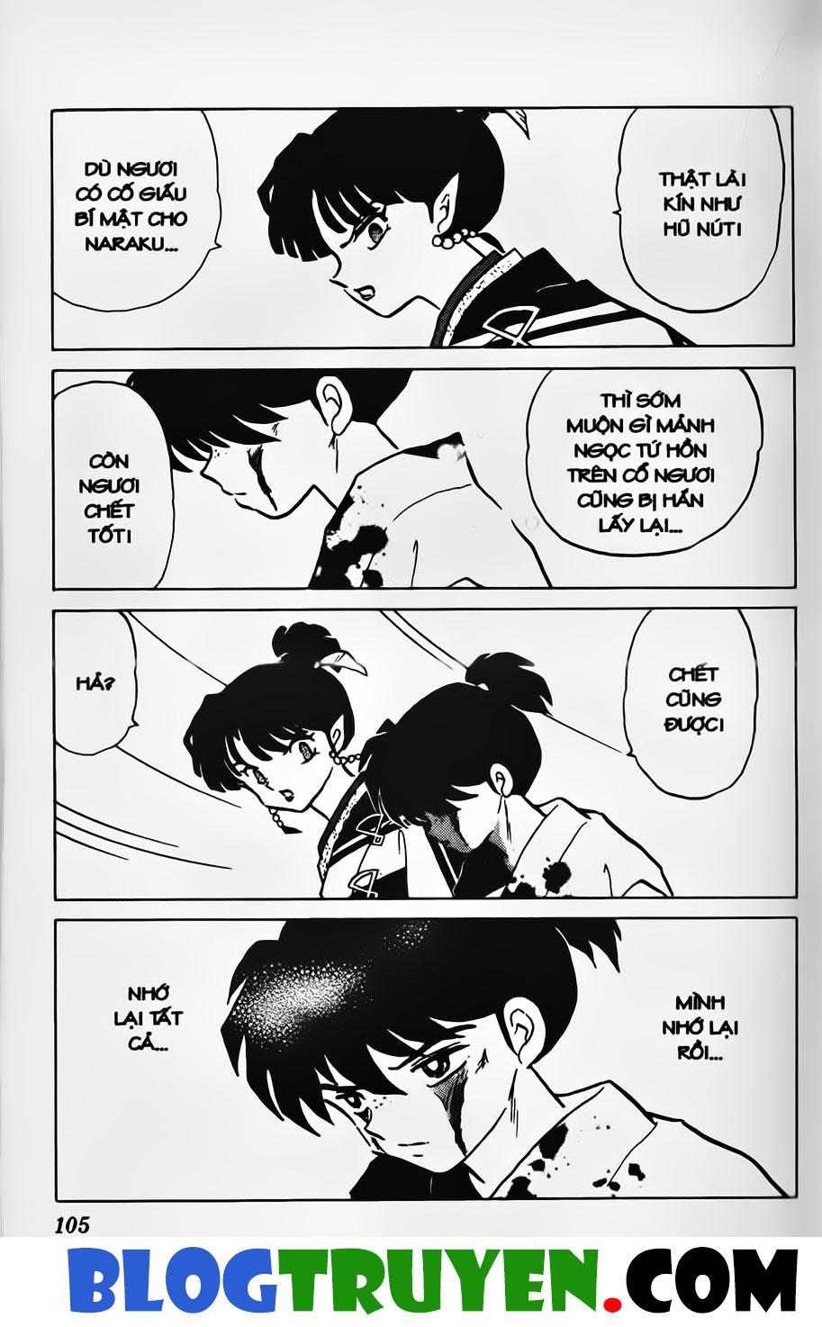 Inuyasha vol 32.6 trang 12