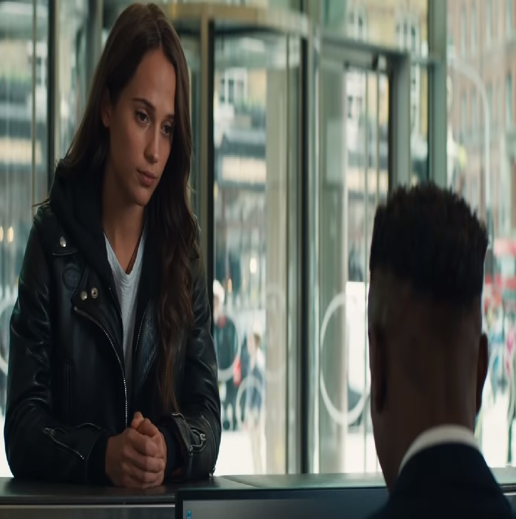 Old Neko Tomb Raider 2018 Film Review