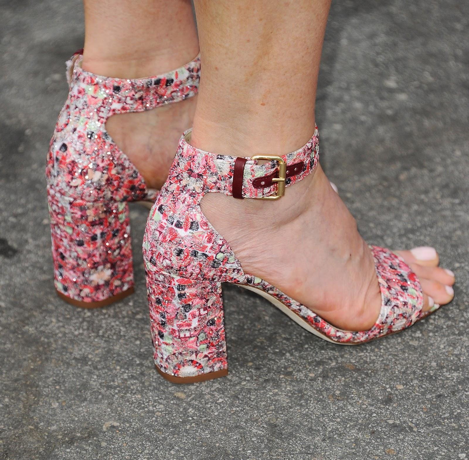 Celebrity Feet Andie Macdowell