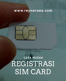 Daftar ulang kartu prabayar
