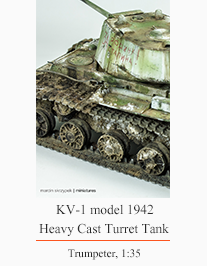 http://caramba-gallery.blogspot.com/2014/01/kv-1-model-1942-heavy-cast-turret-tank.html