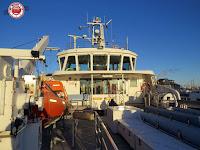 Helsinki, Finlandia - Ferry Isla Suomenlinna