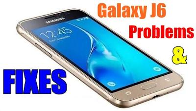Samsung Galaxy J6 / J6 Plus: Masalah Umum Galaxy J6 Serta Cara Memperbaikinya