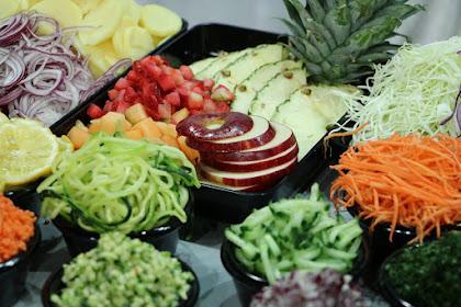 Hidup Sehat Dengan Diet Makanan Mentah (Raw Food Diet)