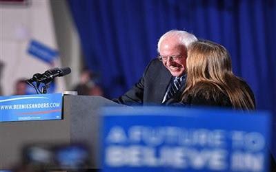 O que  Bernie Sanders representa para a comunidade judaica?