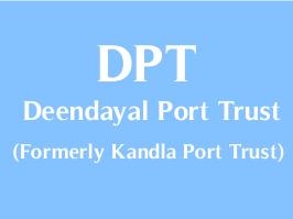 Deendayal Port Trust (DPT) Recruitment for Traffic Manager & Apprentices 2018