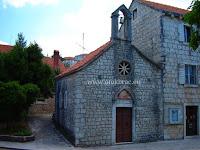 Crkva sv. Margarita, Nerežišća, otok Brač slike