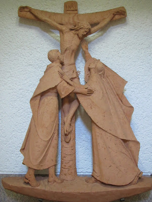Image result for mary at the foot of the cross marianists