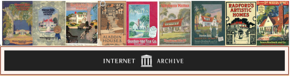 Sears House Seeker: Catalogs Online: Sears, Radford, Gordon ... on