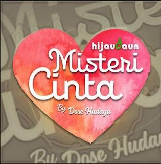 Lirik Lagu Misteri Cinta  -  Hijau Daun