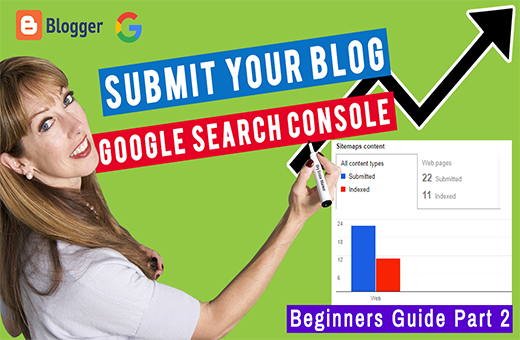 How To Add Your Blog To Google Search Engine-Blogger SEO Tutorial-Part 2 read