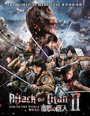 Attack on Titan. Part 2: End of the World