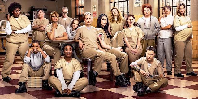 Netflix descubre que los fans de Orange Is The New Black son reincidentes
