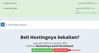 Beli Domain Saja