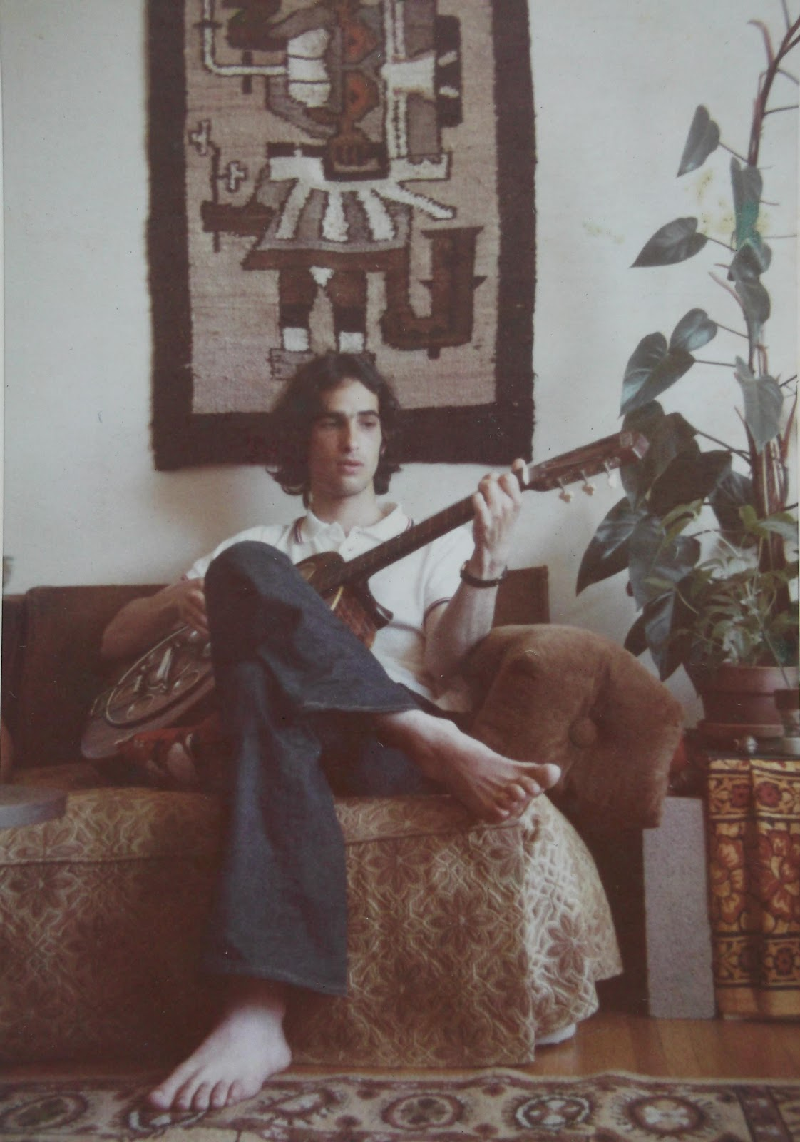 Newark N J 1970s San Francisco U S A
