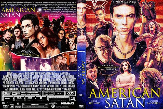 American Satan DVD Cover