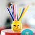 #DIY - Porta Lápis de Lego