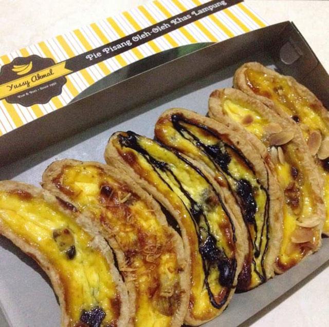 Pie Susu Pisang