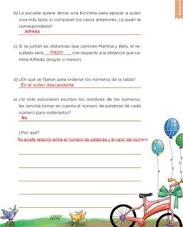 Respuestas Apoyo Primaria Desafíos Matemáticos 4to. Grado Bloque III Lección 44 Camino a la escuela