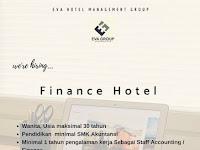Lowongan Kerja EVA Hotel Management Group