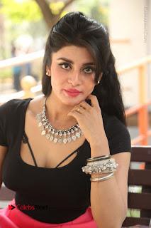 Telugu Actress Harini Stills at Dhyavudaa Movie Teaser Launch  0216.JPG
