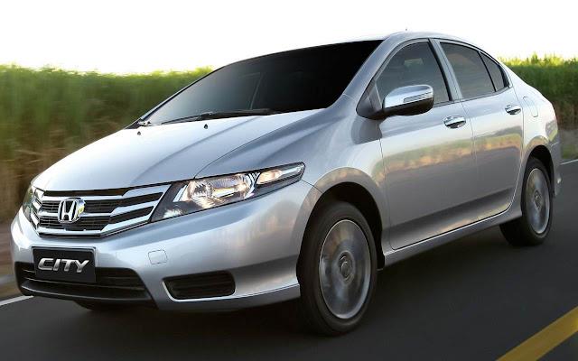 Honda City LX 2014: o sedã que não dá dor de cabeça