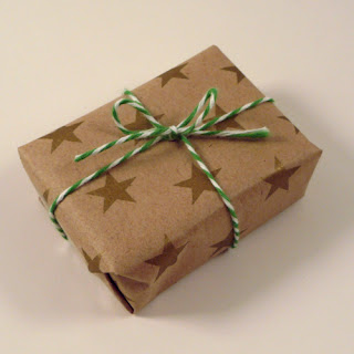 Twinery Gift Wrapped Box