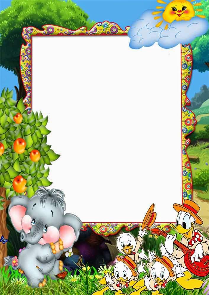 frame for kids | child frame