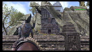 Optional ruin to explore in Elder Scrolls Online